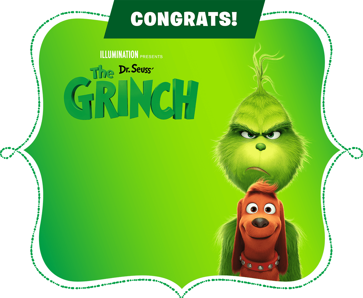 Grinch Game!